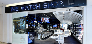 THE WATCH SHOP.ダイバーシティ東京プラザ